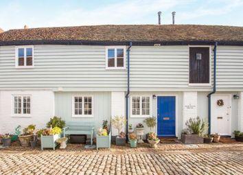 Thumbnail 1 bed terraced house for sale in Bedlington Square, Market Place, Faversham, Kent