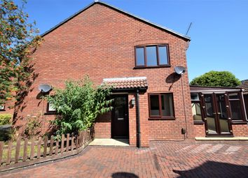Thumbnail 1 bed end terrace house to rent in Knatchbull Close, Romsey
