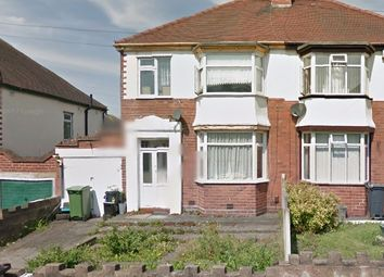 Thumbnail 3 bedroom semi-detached house to rent in Westfield Road, Dudley