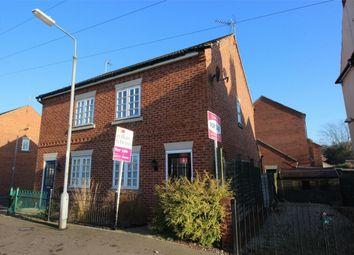 Thumbnail 2 bed semi-detached house for sale in Eldon Street, Tuxford, Nottinghamshire