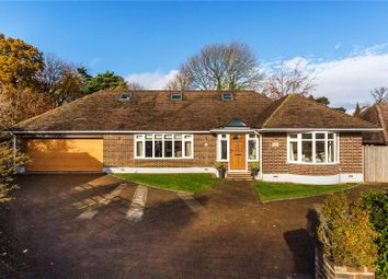 Thumbnail 5 bed detached house for sale in Chertsey Close, Kenley