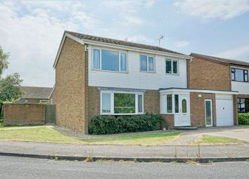 Thumbnail 4 bed detached house for sale in Roundhouse Drive, Perry, Huntingdon