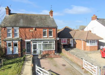 3 bed semi-detached house for sale in Kingsnorth Road, Kingsnorth, Ashford TN23