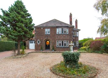 Thumbnail 5 bed detached house for sale in Thorne Road, Edenthorpe, Doncaster