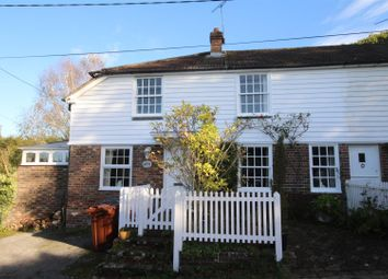 Thumbnail 3 bed semi-detached house for sale in Gun Road, Blackboys, Uckfield