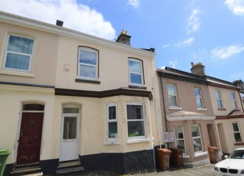 Thumbnail 1 bedroom flat to rent in Wake Street, Plymouth, Devon