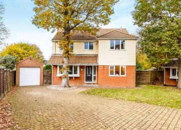 Thumbnail 4 bed detached house for sale in Oakridge, Bricket Wood, St. Albans