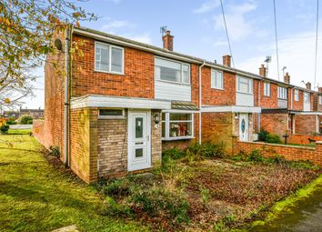Thumbnail 3 bed end terrace house for sale in Westfield Road, Eggborough, Goole