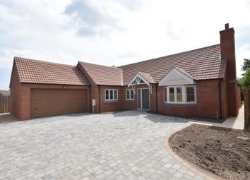 Thumbnail 4 bed detached bungalow for sale in The Crofts, North Scarle, Lincoln