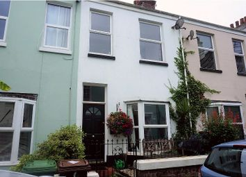 Thumbnail 3 bed terraced house for sale in Skardon Place, Plymouth