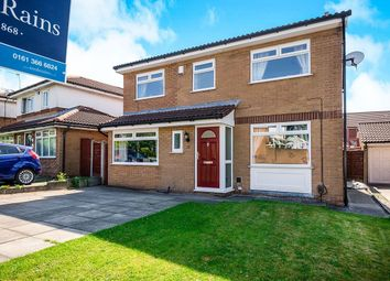 Thumbnail 4 bed detached house for sale in Westminster Way, Dukinfield