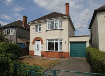 Thumbnail 3 bed detached house for sale in Elm Close, Wells