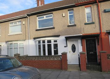 2 bed terraced house for sale in Spring Garden Road, Hartlepool TS25