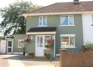 Thumbnail 3 bed semi-detached house for sale in Heol-Y-Nant, Caerphilly