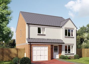 "Thumbnail 4 bed detached house for sale in ""The Balerno "" at Grosset Place, Glenrothes"