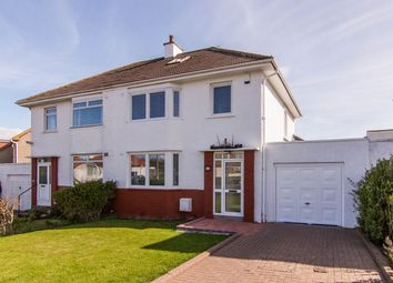 Thumbnail 3 bed semi-detached house for sale in Silverknowes Road East, Silverknowes, Edinburgh