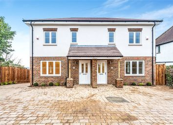 Thumbnail 4 bed semi-detached house for sale in 26A Wayside Avenue, Bushey, Hertfordshire