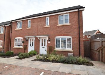 Thumbnail 3 bed semi-detached house for sale in Rabbit Croft, Droitwich Spa, Worcestershire