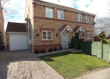 Thumbnail 3 bed semi-detached house for sale in Queens Park, Edlington, Doncaster