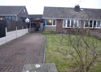 Thumbnail 2 bed bungalow to rent in Cherry Close, Cudworth, Barnsley