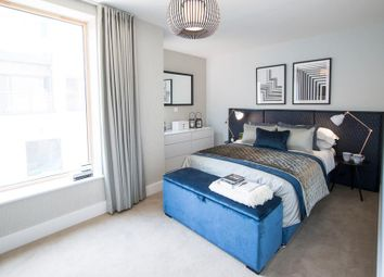 Thumbnail 2 bedroom flat for sale in Brackenbury Road, London