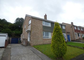 Thumbnail 3 bedroom property to rent in Knapps Close, Plymouth, Devon