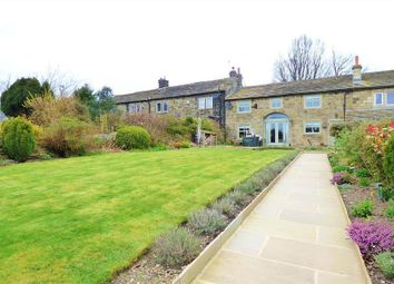 Thumbnail 4 bed barn conversion for sale in Hill Top Road, Oakworth, Keighley