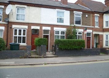 Thumbnail 1 bed terraced house to rent in Gulson Road, Coventry