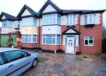 Thumbnail 1 bedroom semi-detached house to rent in West Court, Wembley-