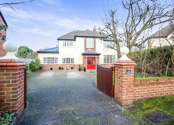 Thumbnail 4 bed detached house for sale in Graburn Road, Formby, Liverpool