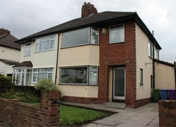 Thumbnail 3 bedroom semi-detached house for sale in Yew Bank Road, Liverpool, Merseyside