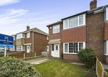 Thumbnail 3 bed semi-detached house for sale in Smithson Avenue, Townville, Castleford