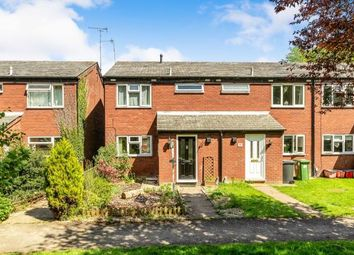 Thumbnail 3 bedroom end terrace house for sale in Kilnsey Grove, Warwick, Warwickshire, .