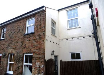 Thumbnail 3 bedroom end terrace house for sale in Western Mews, Western Road, Bexhill-On-Sea