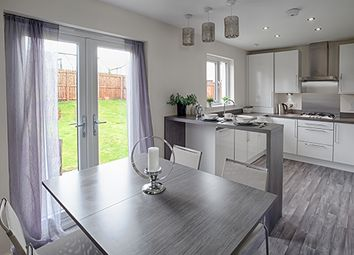 "Thumbnail 4 bedroom semi-detached house for sale in ""Fearnwood"" at Mugiemoss Road, Bucksburn, Aberdeen"