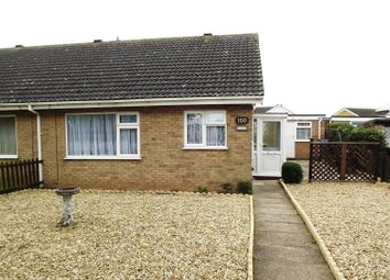 Thumbnail 2 bed semi-detached bungalow for sale in Sandringham Drive, Sutton On Sea, Lincs.