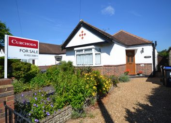 Thumbnail 2 bed detached bungalow for sale in Hollies Avenue, West Byfleet