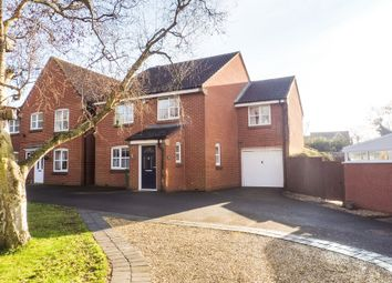Thumbnail 4 bed detached house for sale in Youens Drive, Thame