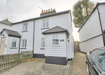 Thumbnail 2 bed semi-detached house for sale in Ware Road, Widford, Ware