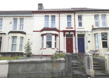 Thumbnail 2 bed flat to rent in Alexandra Road, Mutley