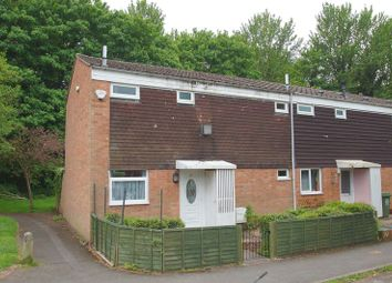 Thumbnail 3 bedroom end terrace house for sale in Binton Close, Matchborough East, Redditch, Worcestershire