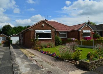 Thumbnail 2 bed bungalow to rent in Cherry Tree Drive, Hazel Grove, Stockport