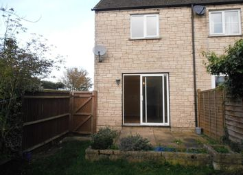 Thumbnail 2 bed semi-detached house to rent in Bibury Close, Witney, Oxon