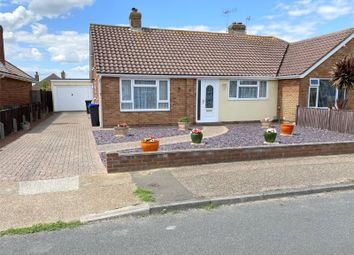 Thumbnail 2 bed bungalow for sale in The Crescent, Lancing, West Sussex
