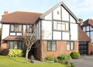 Thumbnail 5 bed detached house for sale in Woodpecker Copse, Locks Heath, Southampton