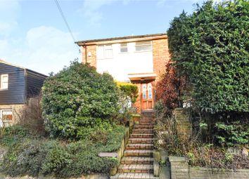 Thumbnail 3 bed end terrace house for sale in Old London Road, Knockholt, Sevenoaks, Kent