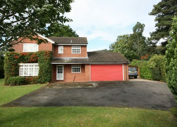 Thumbnail 4 bed detached house for sale in Yew Tree Lane, Malvern