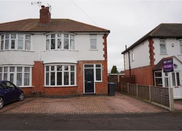 Thumbnail 3 bed semi-detached house for sale in Carlton Avenue, Shelton Lock