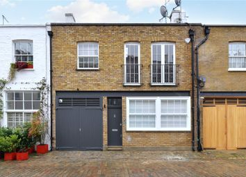 Thumbnail 3 bed mews house to rent in Hyde Park Gardens Mews, London