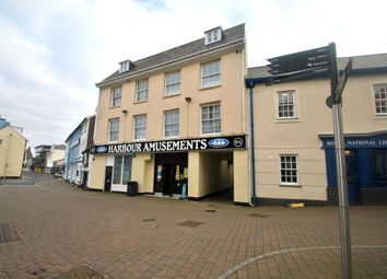 Thumbnail Retail premises for sale in 13 Broad Street, Ilfracombe